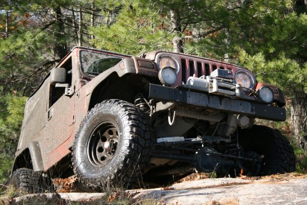 Passeios Jeep
