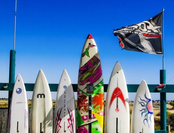 Aluguer Equipamento Surf