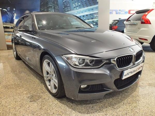 BMW 330 d Touring Pack M