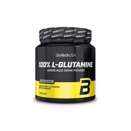 BIOTECH 100% L-GLUTAMINA 240G