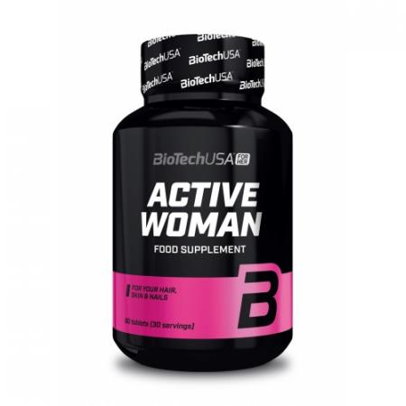 BIOTECH ACTIVE WOMAN 100TABS