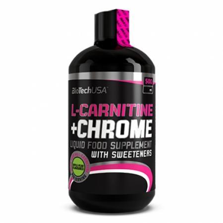 L-CARNITINE 70.000 + CHROME