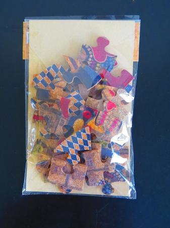 Puzzle Redondo c/25 peças ref.5602017000070