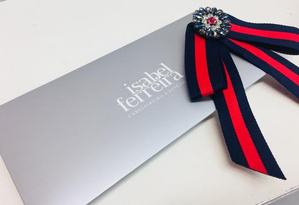 Ofereça um voucher Isabel Ferreira