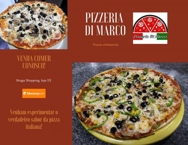 Venha experimentar o verdadeiro sabor da Pizza Italiana!!