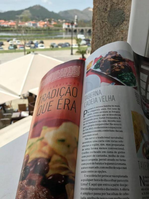 Reportagem Revista Evasões