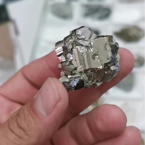 Pedras preciosas e Minerais
