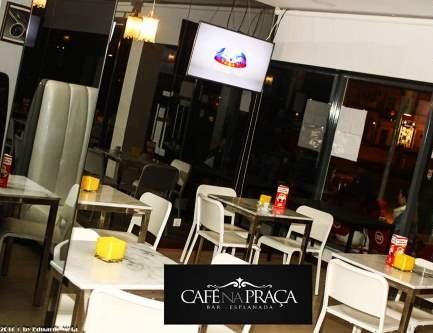 CAFÉ NA PRAÇA 14