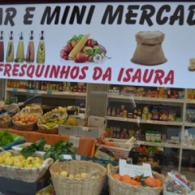 POMAR E MINIMERCADO - OS FRESQUINHOS DA ISAURA
