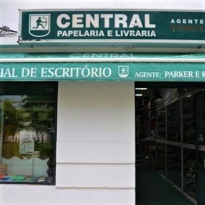PAPELARIA E LIVRARIA CENTRAL