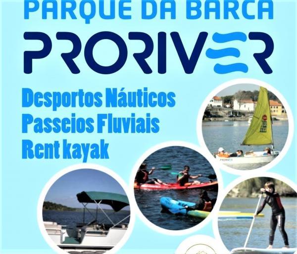 PRORIVER - ATIVIDADES TURÍSTICAS (REGISTO 266/2013)