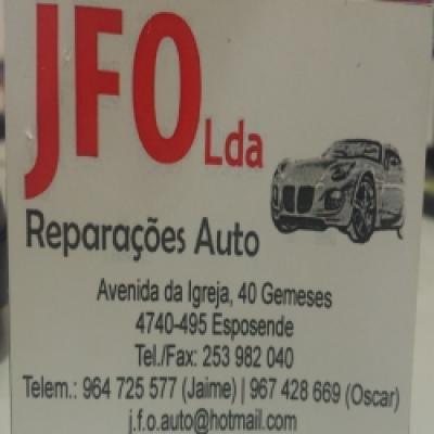 JFO - REPARAÇÕES AUTO