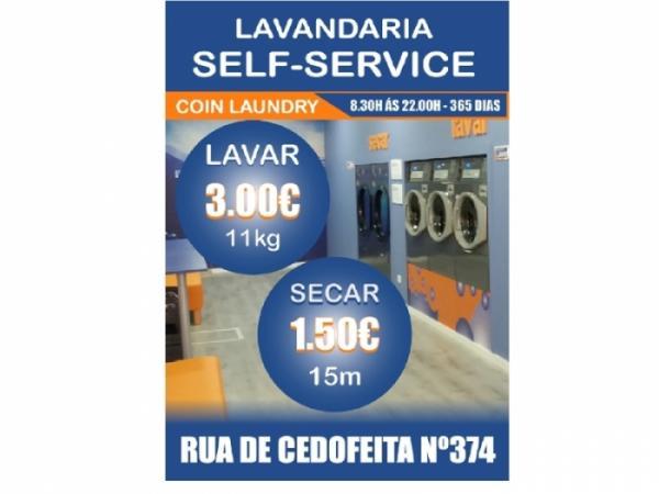 LAVANDARIAS SELF-SERVICE - GONDISA 7