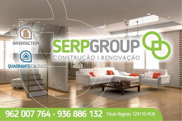 SERPGROUP - CONSTRUÇÃO E REMODELAÇÃO