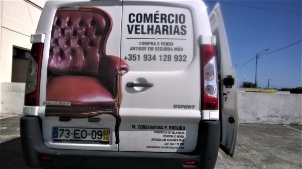 FEIRÃO DE VELHARIAS