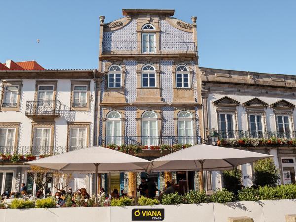 Restaurante Ó Viana Praça