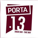 PORTA 13 SNACK BAR - TAKE AWAY