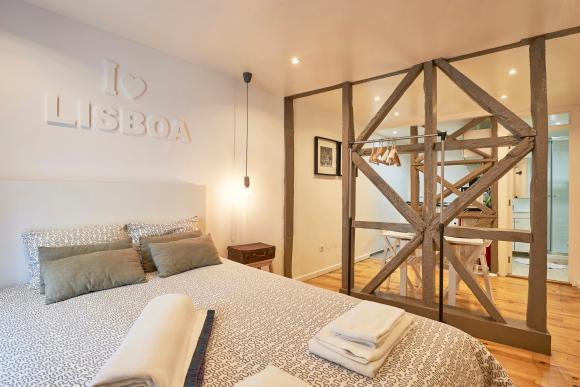 Mira Graça apartment