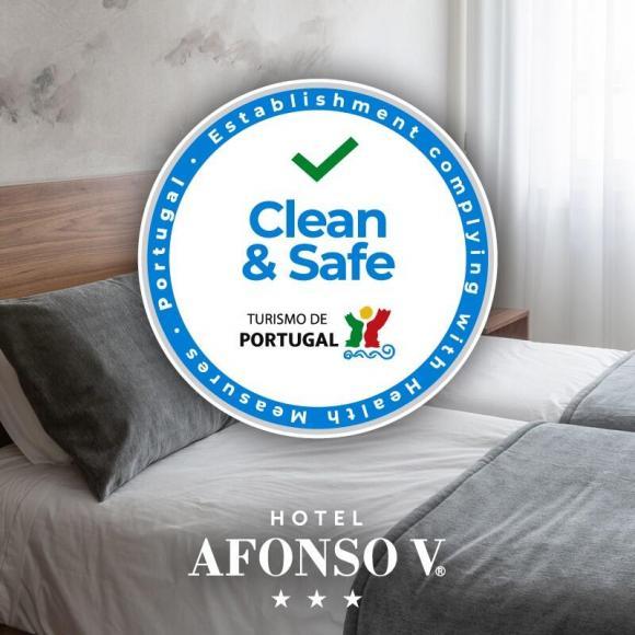 Hotel Afonso V  ***