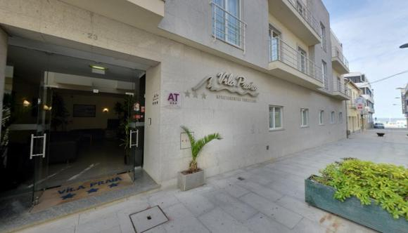 Apartamentos Turísticos Vila Praia ***