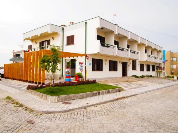 Hotel Areias Claras **