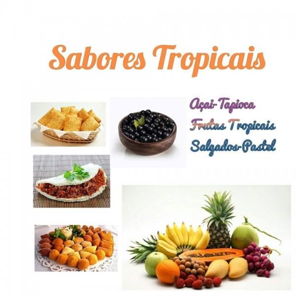 SABORES TROPICAIS