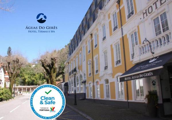 Águas do Gerês - Hotel, Termas & Spa ***
