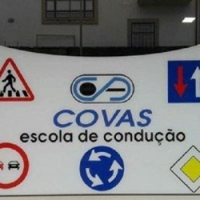 ESCOLA DE CONDUÇÃO COVAS