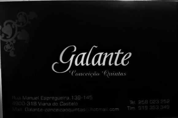 GALANTE - VESTUÁRIO DE SENHORA