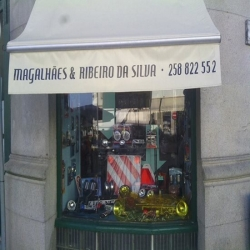 MAGALHÃES E RIBEIRO DA SILVA - ACESSÓRIOS AUTO