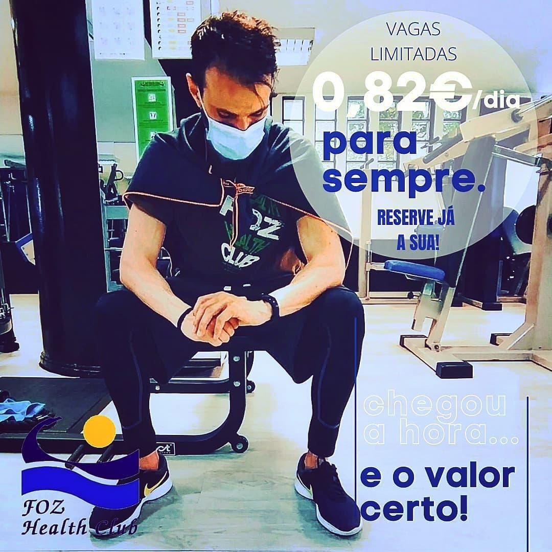 FOZ HEALTH CLUB - GINÁSIO E SPA
