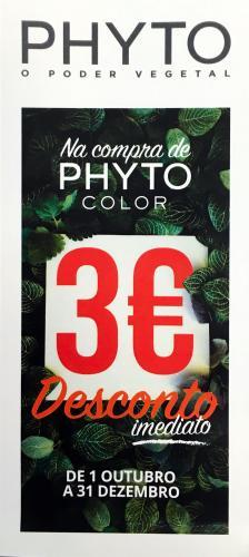 PhytoColor - 3€ Desconto Imediato