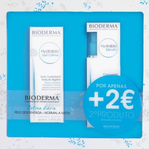 Bioderma - Coffret Hydrabio Gel-Creme/Sérum